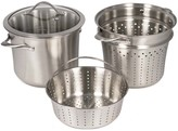 Calphalon Contemporary Stainless 8-qt. Covered Stainless Steel Multi-Purpose Pot