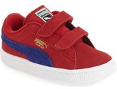 Puma Suede Sneaker (Walker, Toddler & Little Kid)