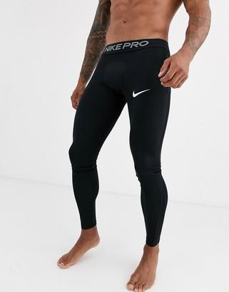 Nike Training Pro Training tights in black
