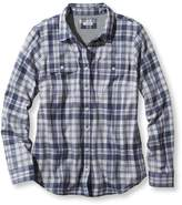L.L. Bean Jersey-Lined Flannel Shirt