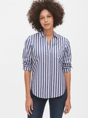 Gap Poplin Perfect Shirt