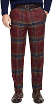 Brooks Brothers Own Make Plaid Trousers