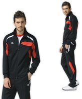 Fuerza Mens Premium Knit Training Wear Tracksuit