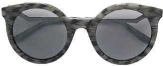 Cartier Panthere de pantos-frame sunglasses