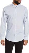 Calibrate Trim Fit Button-Down Shirt