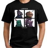 bros of lordran dark soul for men T shirt