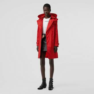Burberry Detachable Hood ECONYL Trench Coat