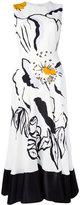 Roksanda floral shift dress - women - Silk - 10