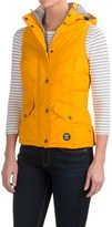 Barbour Forland Chevron Vest - Quilted (For Women)