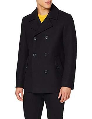 HUGO Men's Balno1941 Jacket, (Black), Large