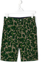 Stella McCartney printed chino shorts