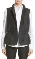 Lafayette 148 New York Women's Avery Quilted Vest