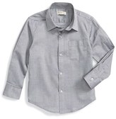 Appaman Toddler Boy's Standard Gingham Check Shirt