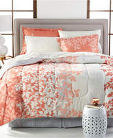 Sunham Ashley Reversible 8-Piece California King Bedding Ensemble