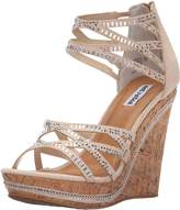 Not Rated Women's Coral Sea Wedge Sandal