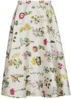 N°21 N.21 Flared Skirt