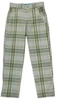 Slazenger Kids Boys Checked Golf Trousers Junior Pants Bottoms Sports Casual