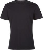 CHALLENGE Crew-neck T-shirt in stretch jersey