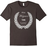 It's A Wagner Thing: Funny Personalized Last Name T-Shirt