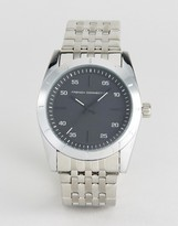 French Connection Watch With Stainless Steel Bracelet