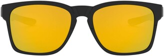 Oakley Men's Catalyst OO9272-04 Non-Polarized Iridium Square Sunglasses