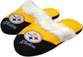 Woman's Pittsburgh Steelers Slide Slippers
