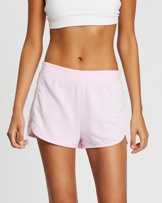 Gap Sleepwear Lounge Textured Shorts