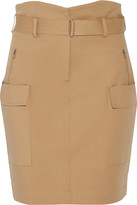 A.L.C. Alvin cotton-blend mini skirt