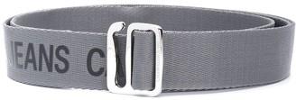 Calvin Klein Jeans Offduty logo tape belt