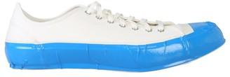 Comme des Garcons Low-Top Strip Detail Sneakers