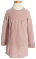 Burberry Toddler Girl's Ivanna Cashmere Sweater Dress