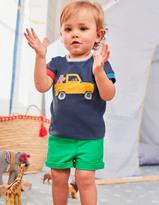 Boden Vehicle Appliqué T-Shirt