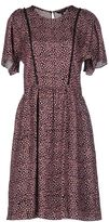 Mulberry Short dresses