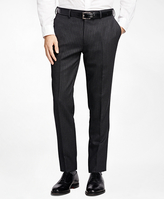 Brooks Brothers Chalk Stripe Suit Trousers