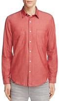 7 For All Mankind Regular Fit Button-Down Shirt