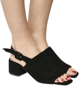Office Martha Block Heel Sandals