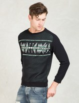 Discovered Black L/S Chimayo Sweater