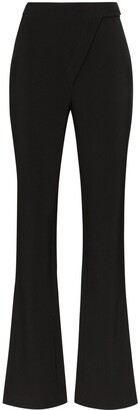 Coperni flared tailored trousers