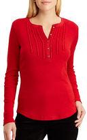 Chaps Petite Sabine Knit Sweater