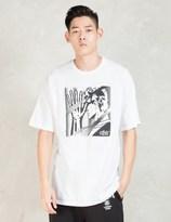 Stussy White Execution T-Shirt