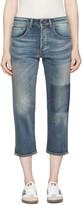 6397 Blue Shorty Jeans