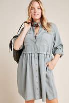Cloth & Stone Lila Chambray Shirtdress
