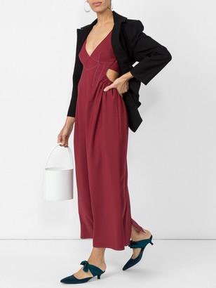 Ellery Bustier Midi Dress