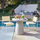 west elm Outdoor Pedestal Bistro Table