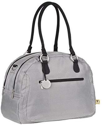 Lassig Gold Label Bowler Bag (Metallic Silver)