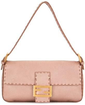 Fendi Pre-Owned Selleria Mamma Baguette shoulder bag
