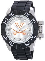 Game Time Men's COL-BEA-UVA Beast Analog Display Japanese Quartz Black Watch