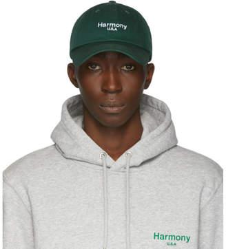 Harmony Green U.S.A Cap