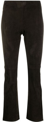 STOULS Low-Waist Skinny Trousers