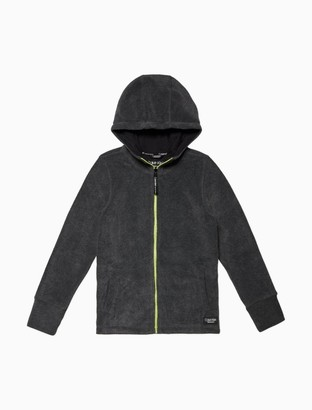 Calvin Klein Performance Tech Fleece Full Zip Hoodie
